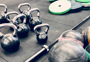 Weights small